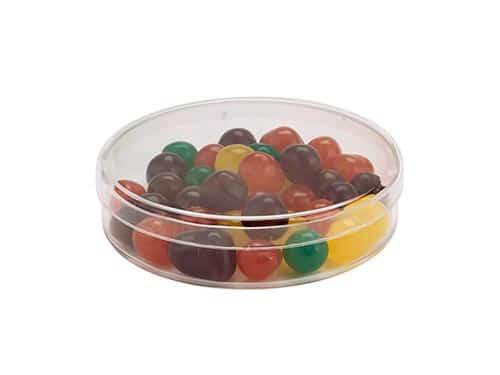 Small Plastic Petri Dish