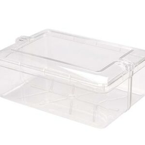 Rectangle Clear Plastic Box