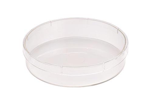 Round Plastic Petri Dish