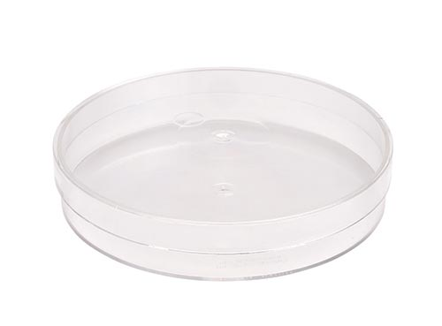 Plastic Petri Dish with Lid