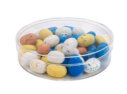 Plastic Petri Dish with Lid