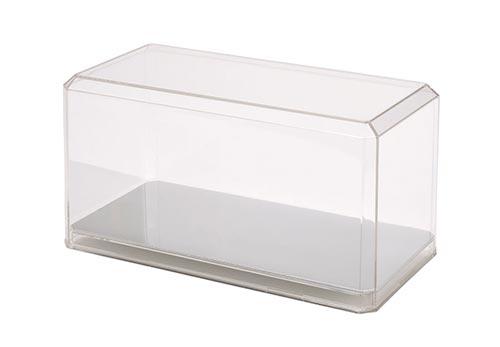 1:24 Scale Diecast Display Case Mirrored Bottom