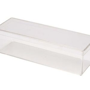 Square Plastic Container with Lids
