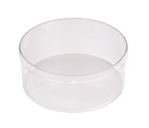 Clear Plastic Candy Container