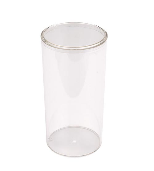 Round Clear Plastic Container