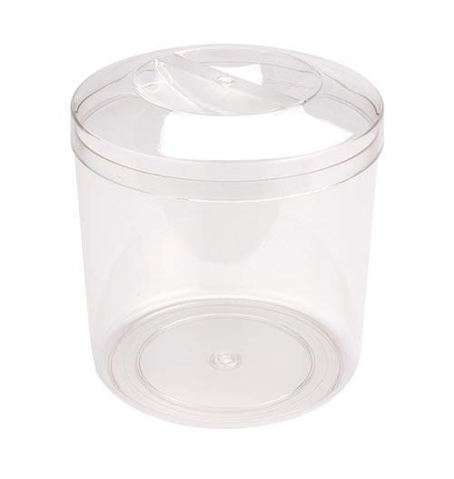 Round Plastic Container