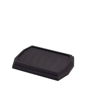 Black Plastic Base for JBC Aquarium