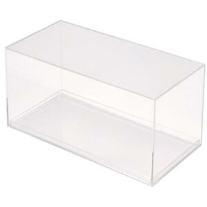 Square Clear Plastic Container & Lid